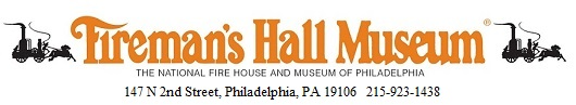 Fireman's Hall Museum Philadelphia Logo