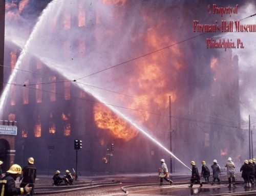 August 14, 1975-C Platoon-7 alarms on Box 1894