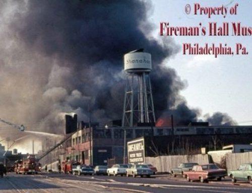 Vandalia & Tasker Streets – February 16, 1977