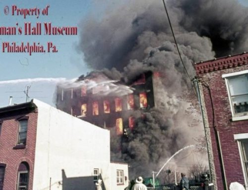Cabrini Shoe Factory Fire – March 27, 1972