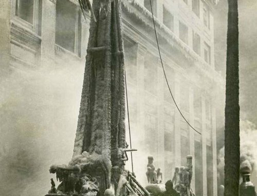 Kugler's Restaurant Fire – February 26, 1920